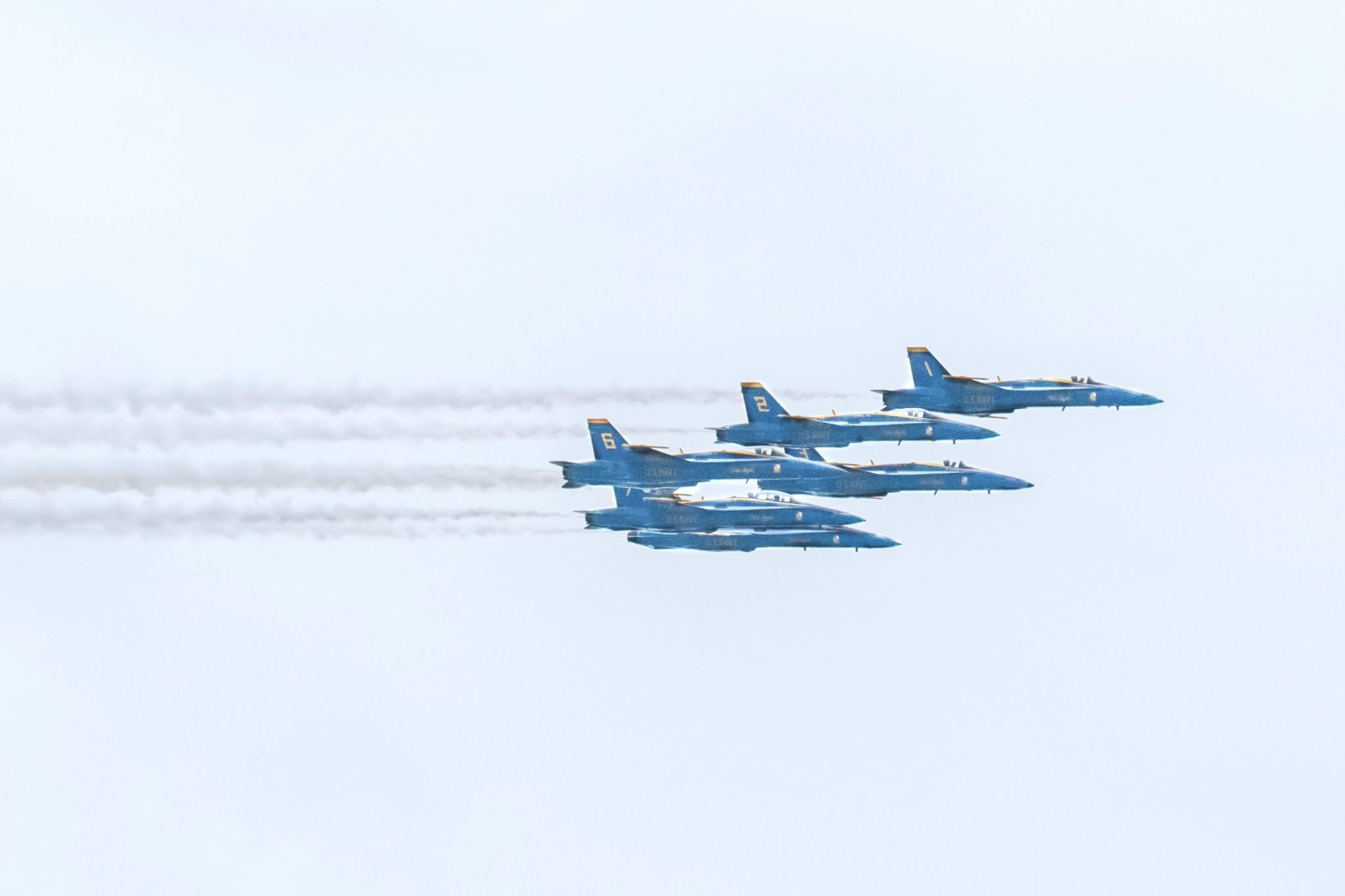 PHOTOS: The July 4 Flyovers in DC