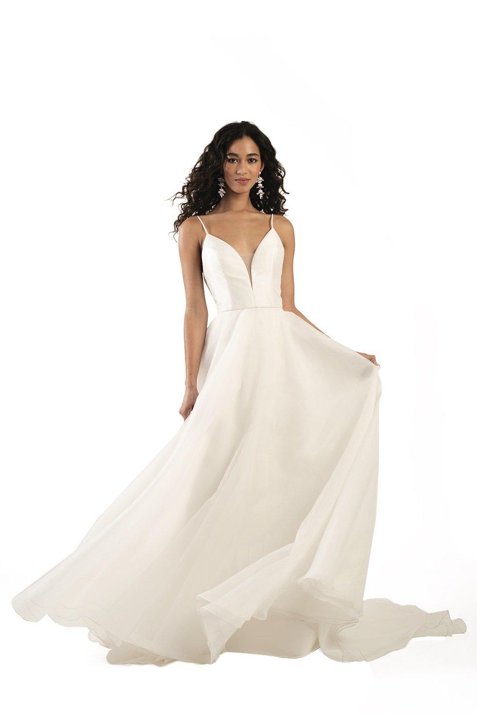 deep-v-neck-wedding-dresses