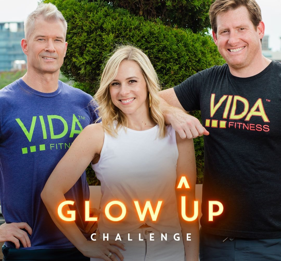 Get Your Body, Mind and Soul Glowing with the GLOW UP Challenge from VIDA Fitness
