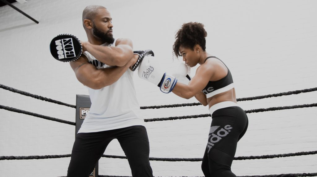 Check Out This New Boutique Boxing Studio in Navy Yard Founded by DC