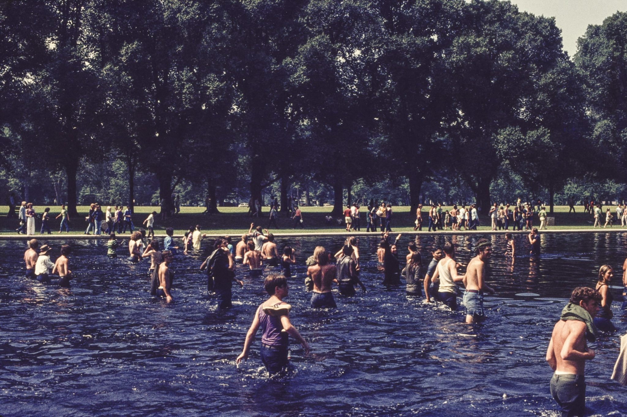 PHOTOS: July 4, 1970, Was Politicized in DC. And Things Got Crazy