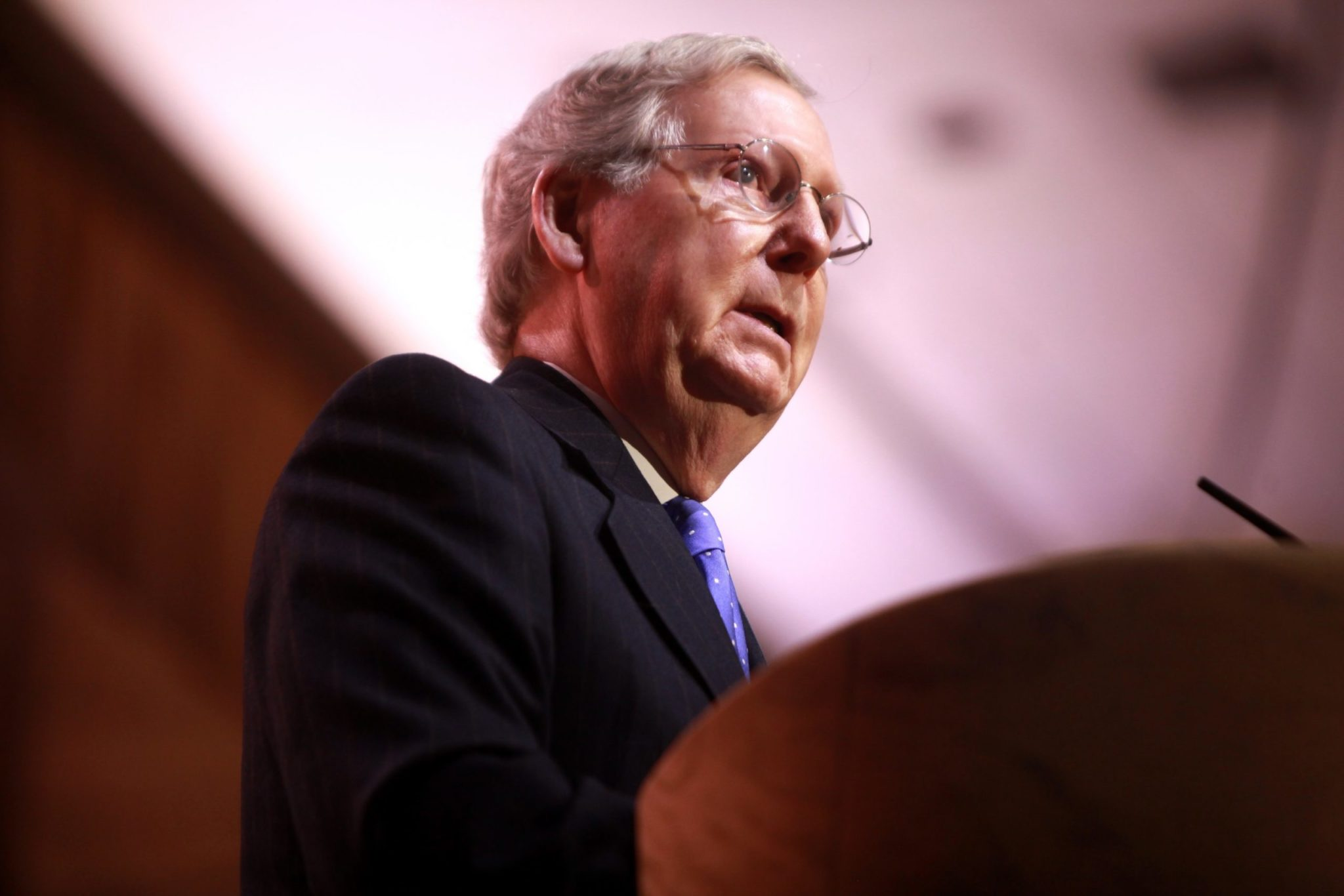 Mitch McConnell Russian Asset