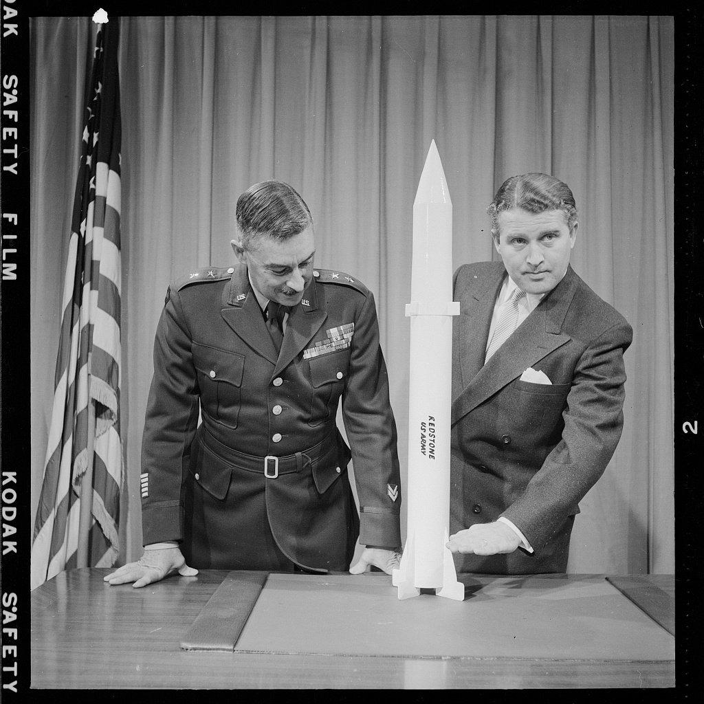Wtops Wernher Von Braun Screwup Demonstrates A Peril Of