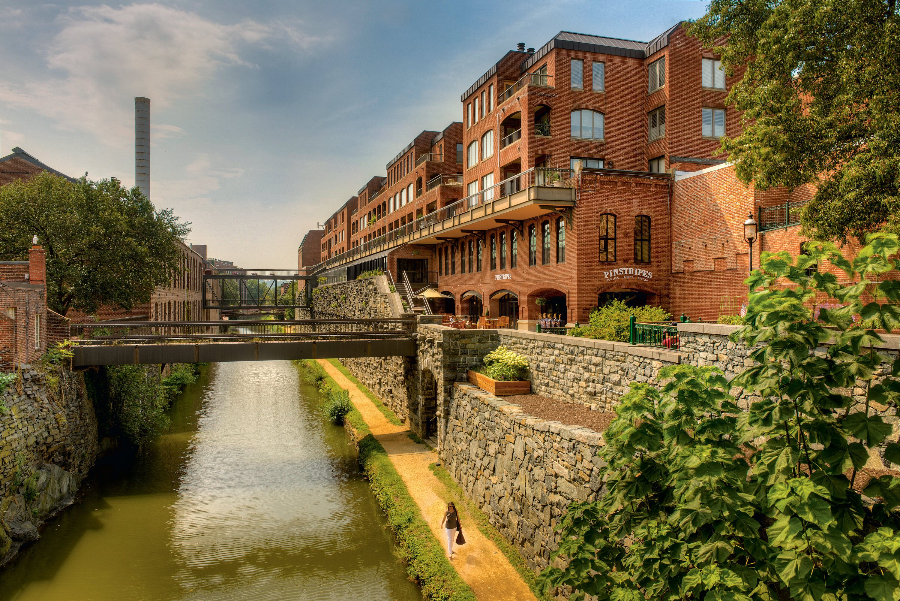 Should We Revamp the C&O Canal in Georgetown?
