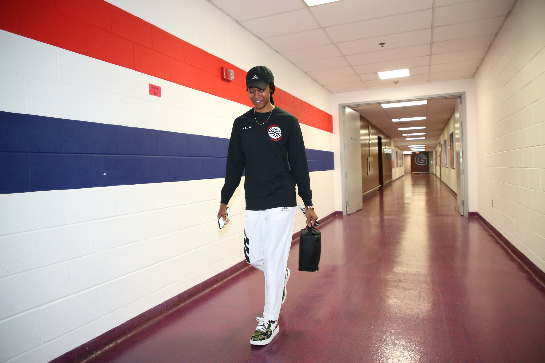 What I'm Wearing: Washington Mystics Guard Shatori Walker-Kimbrough Talks Game-Day Fashion