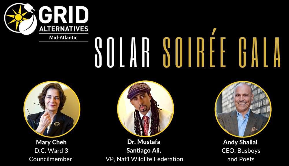 GRID Mid-Atlantic's Solar Soireé: A Five-Year Anniversary Gala