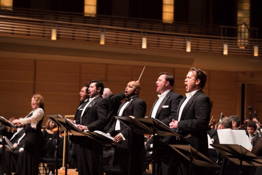 Maryland Lyric Opera Il Tabarro & Cavalleria Rusticana In Concert