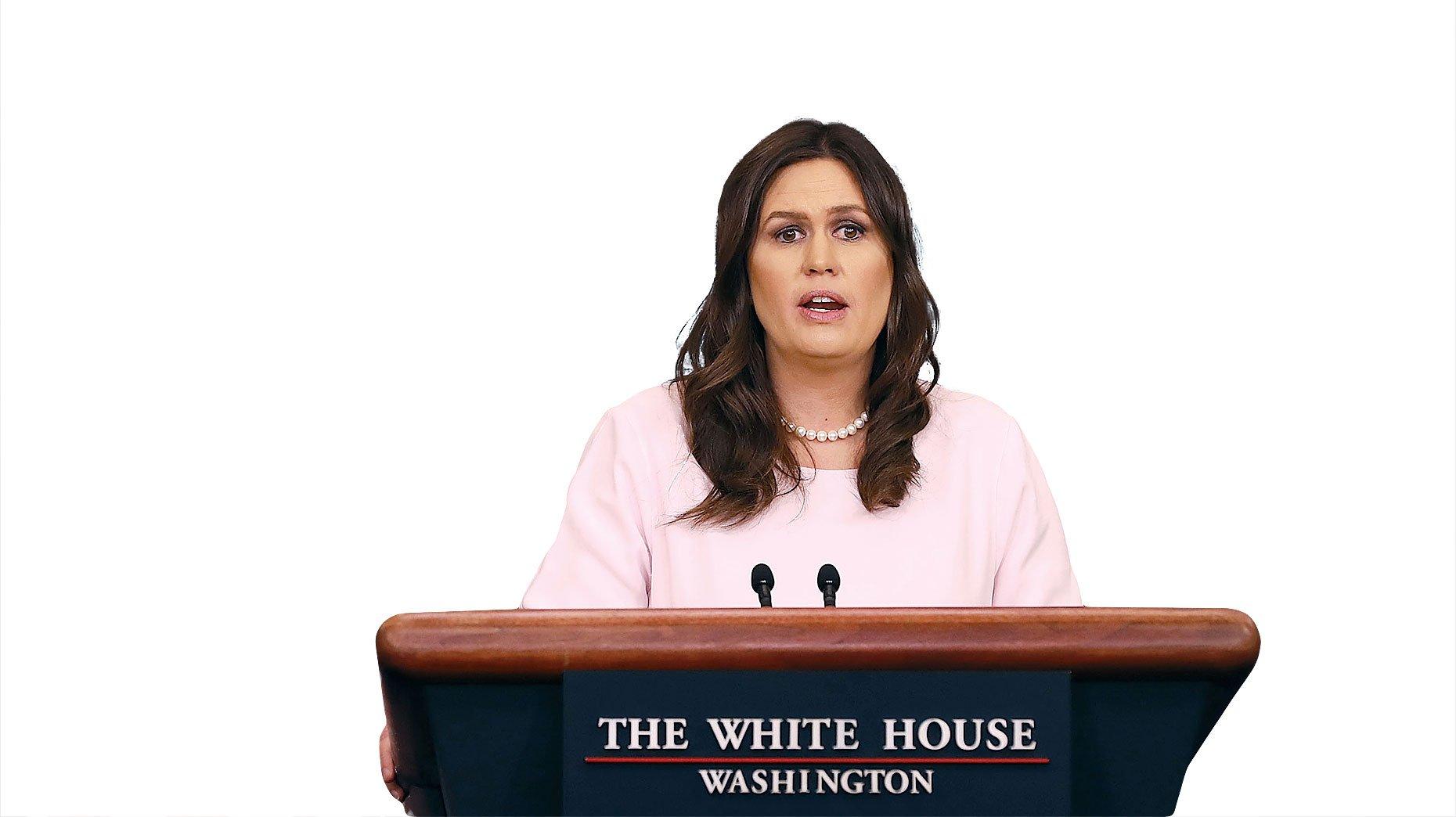 Ex-White House Press Secretaries' Current Jobs, Ranked
