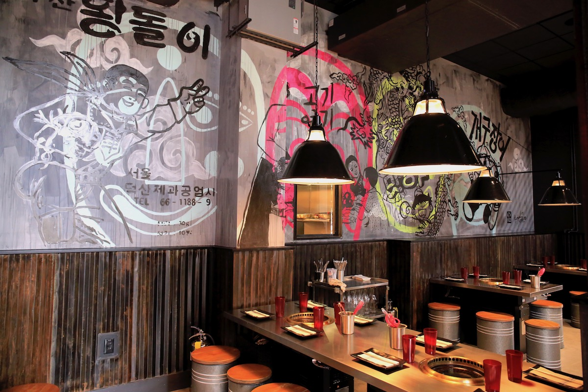 Gogi Yogi DC first tabletop Korean barbecue opens in Shaw.