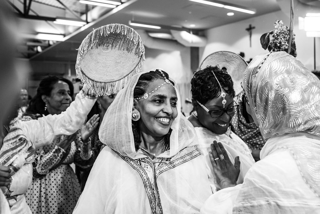Eritrean-wedding