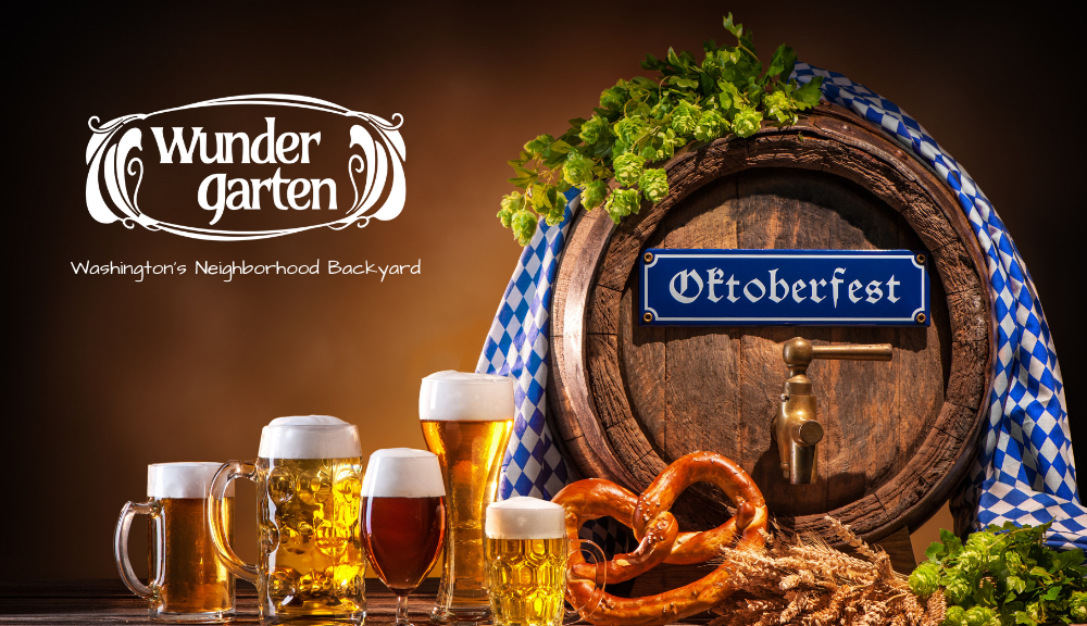 Oktoberfest at Wunder Garten