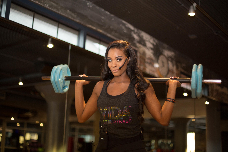 What's in My Gym Bag: Vida Fitness Personal Trainer Shanika Kynard   Washingtonian (DC)