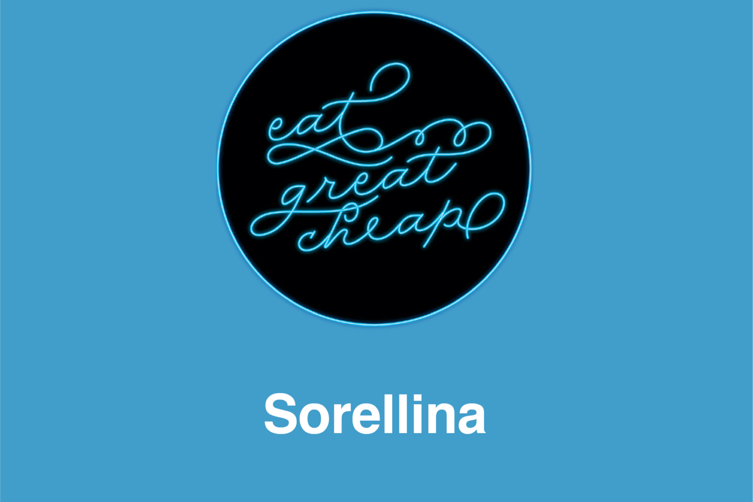Cheap Eats 2019: Sorellina