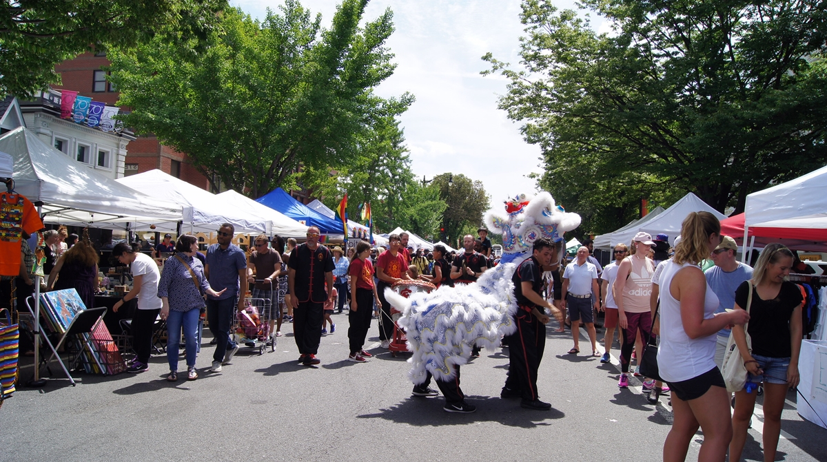 Things to Do in DC This Weekend: The 17th Street Festival, Cocktail History, and MC Hammer