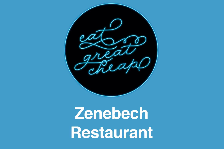 Cheap Eats 2019: Zenebech Restaurant