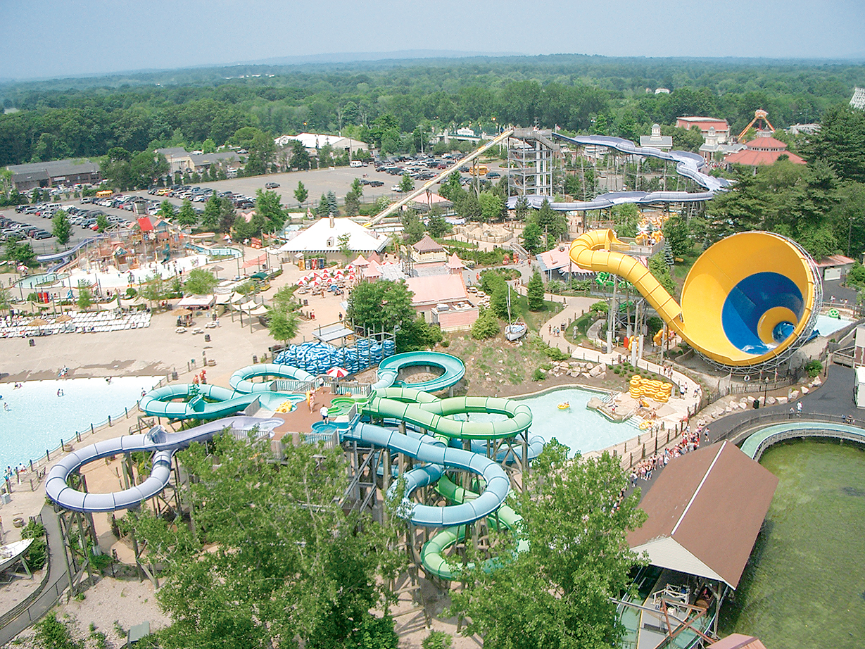 Photograph of Hurricane Harbor by Rene Schwietzke/Flickr