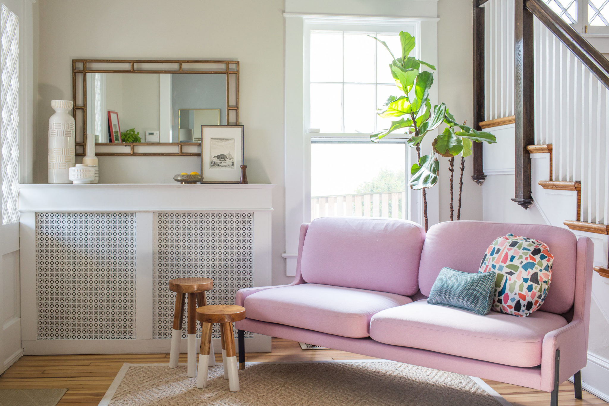 Phenomenal Space Of The Week A Stuffy Chevy Chase Dc House Gets A Inzonedesignstudio Interior Chair Design Inzonedesignstudiocom