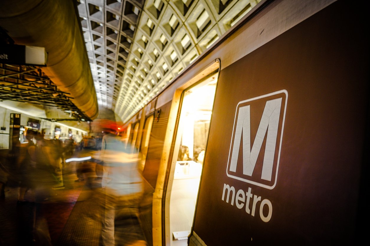 Metro Changes New Font on Station Signs After Type Nerds Freak Out | Washingtonian (DC)