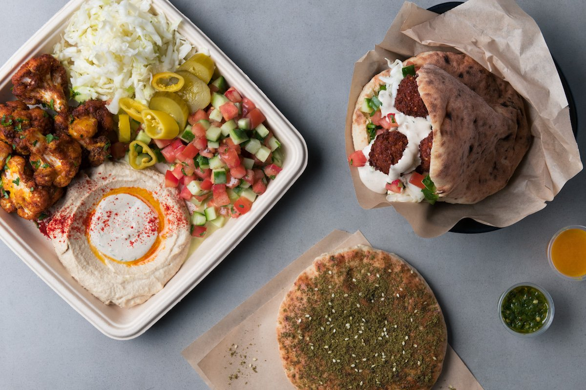 NYC Favorite Taïm Falafel Shop Opens in Georgetown This Weekend