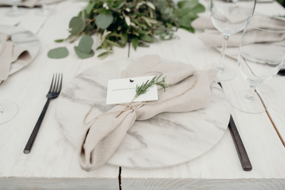 boho-meets-nautical wedding