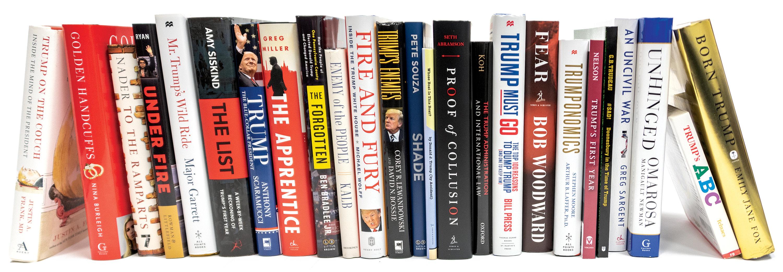 Book Publishing's Trump Slump