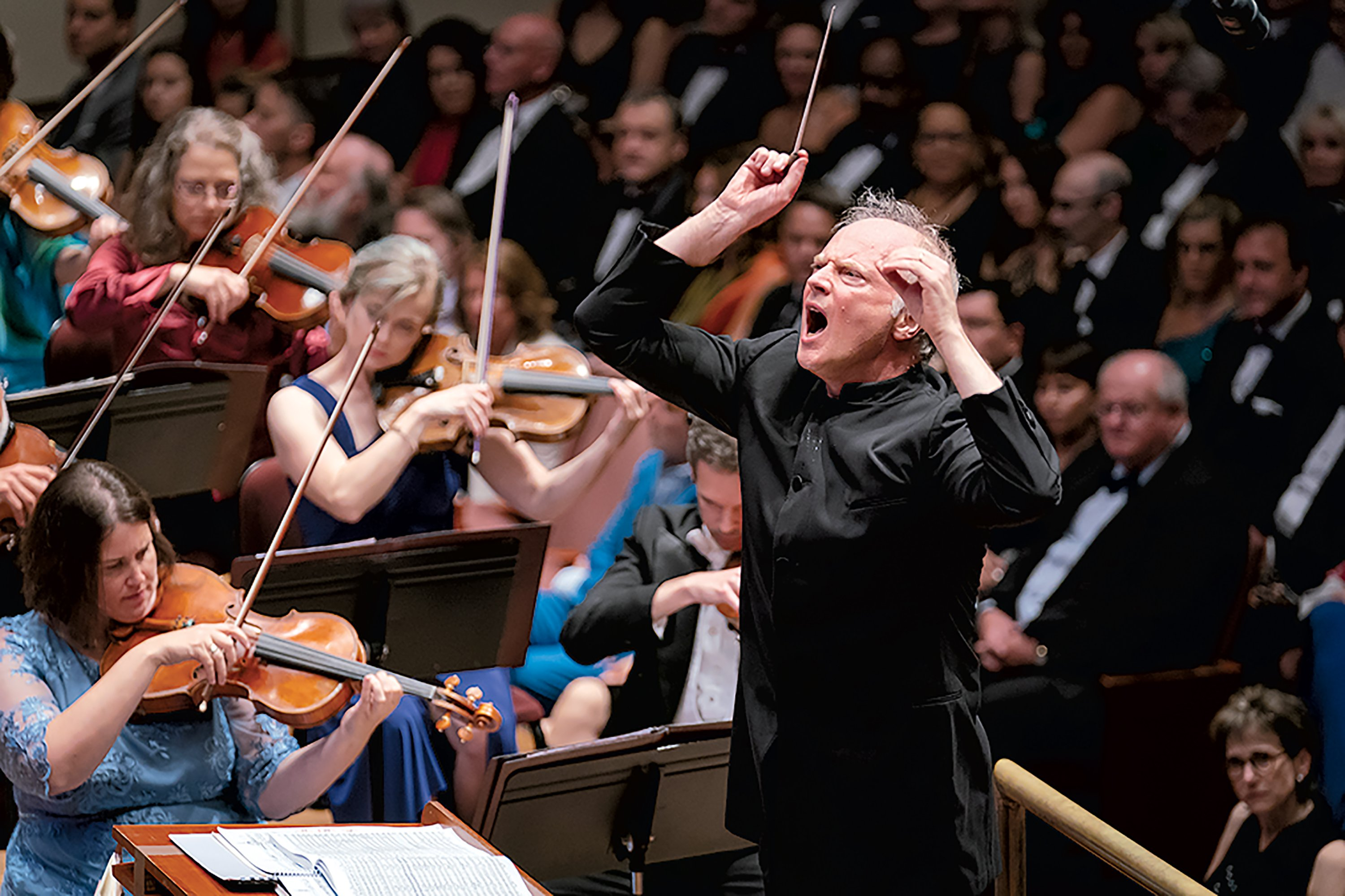 Gianandrea Noseda will conduct <em>Tristan and Isolde</em> Act II at the Kennedy Center in November. Photograph by Scott Suchman.