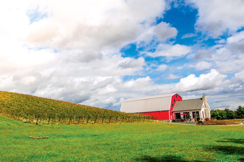 wineries near dc