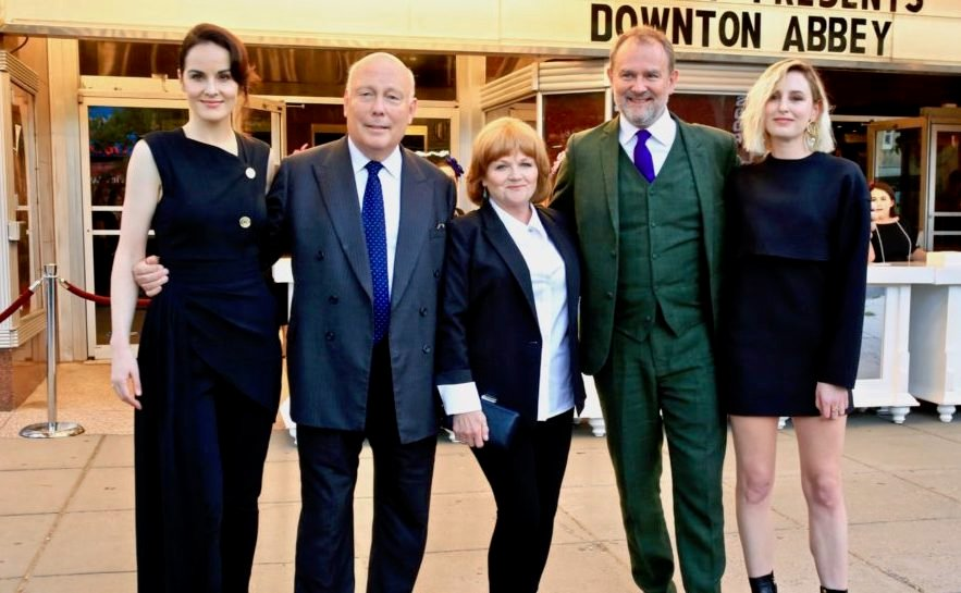 Where to Find Downton Abbey Movie-Themed Events in DC
