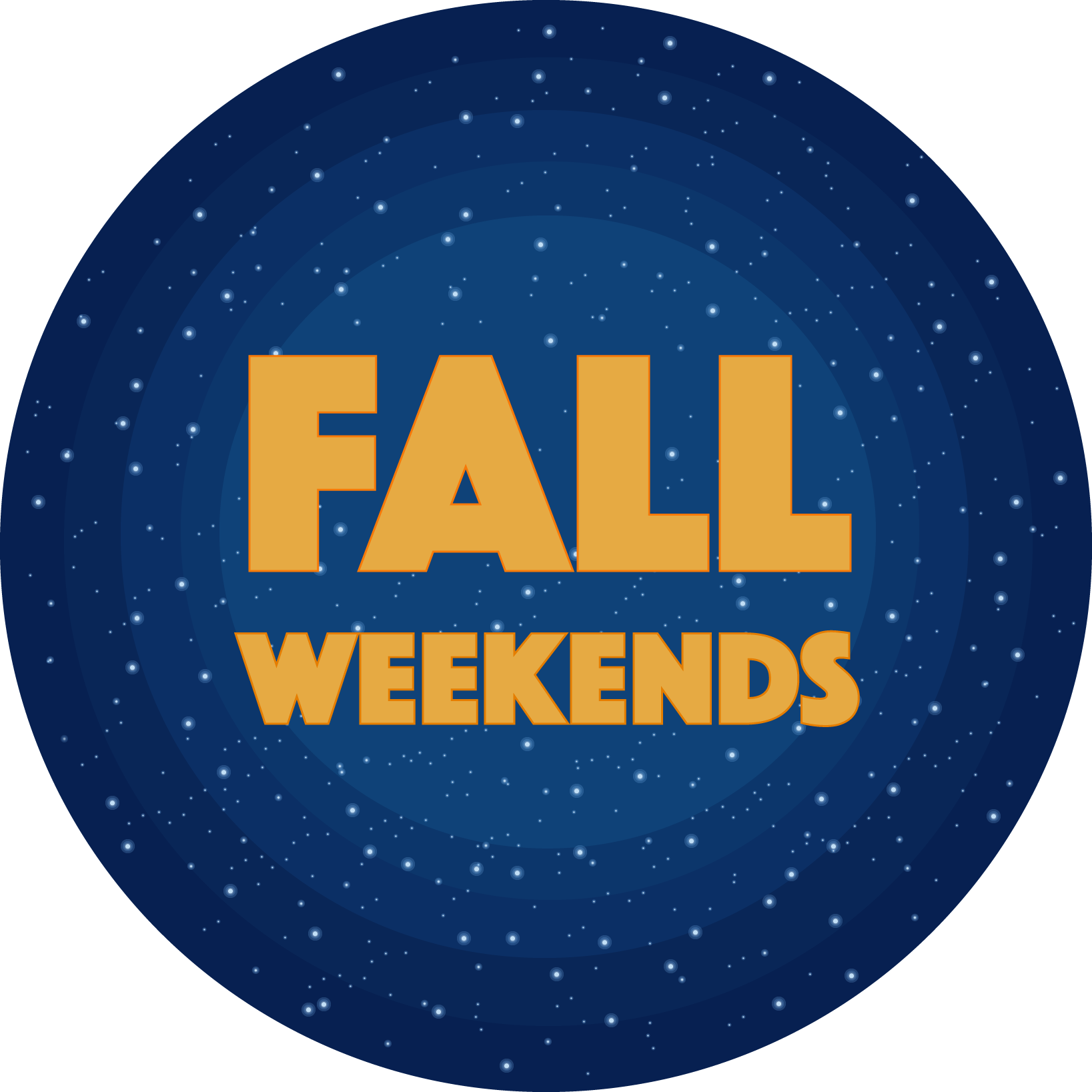 Fall Weekends 2019