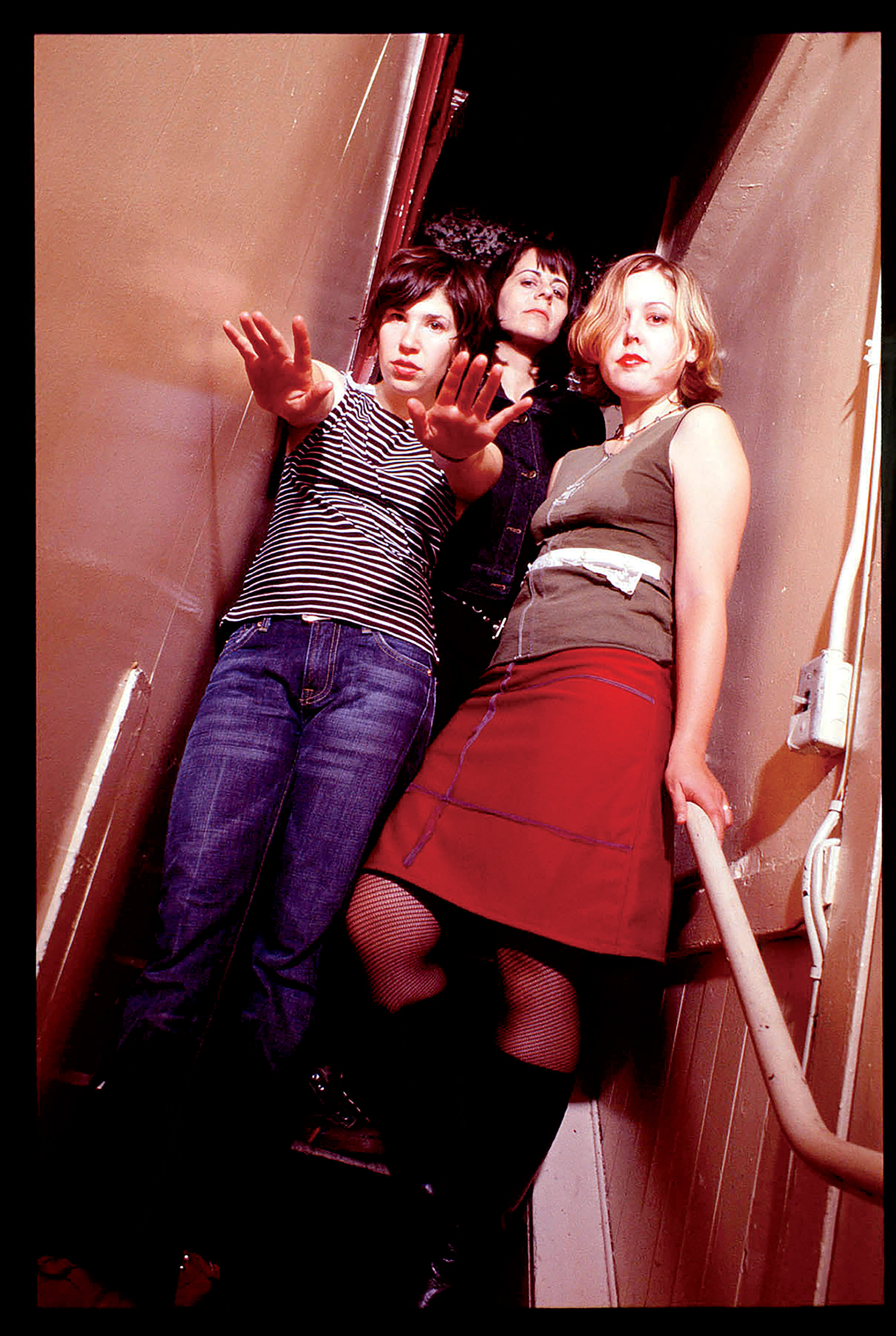 Sleater-Kinney will perform at the Anthem on October 25. Photograph by Anthony Pidgeon.