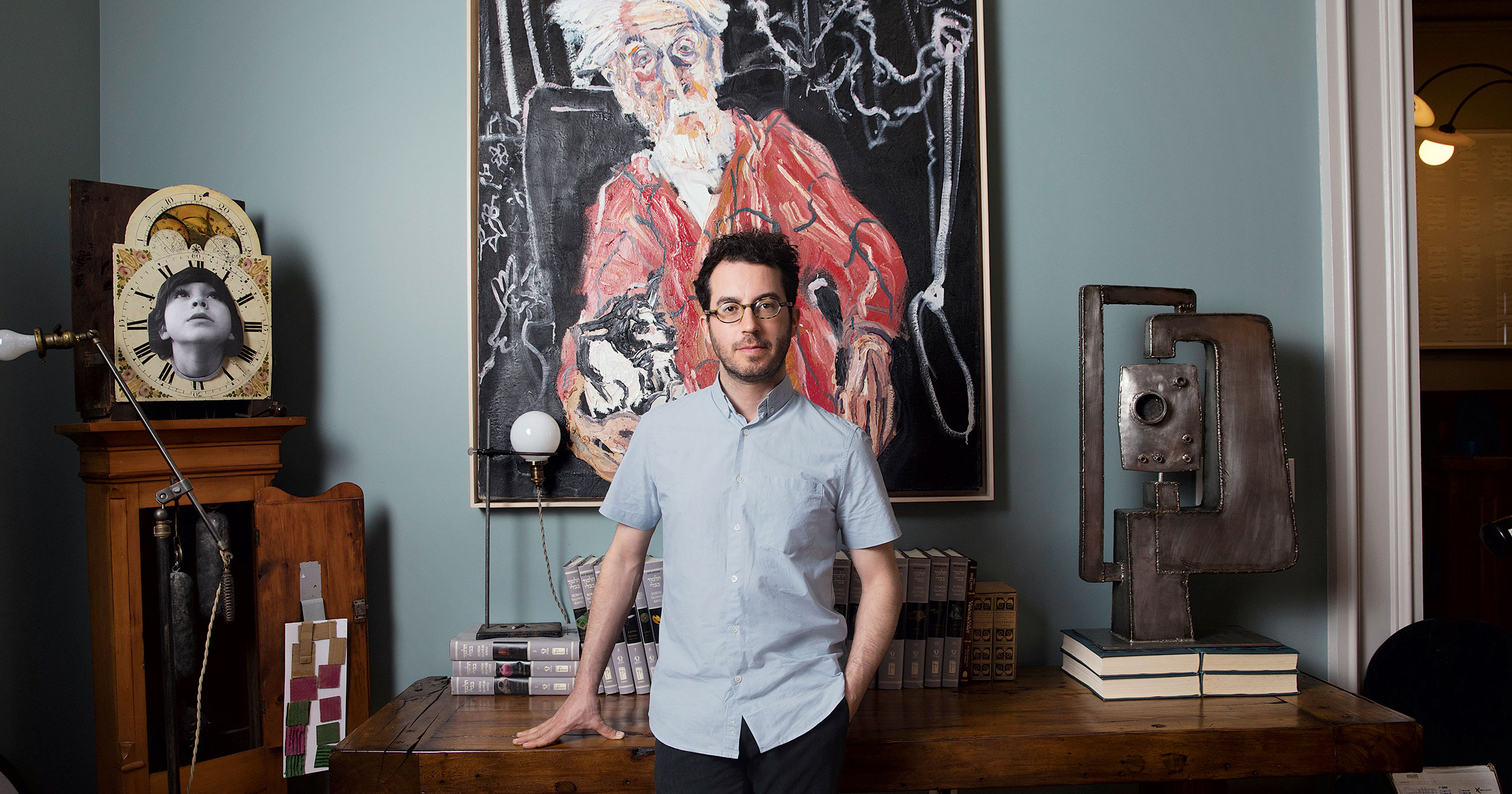 Jonathan Safran Foer: How an Ancient Suicide Note Led Me Down a Rabbit Hole