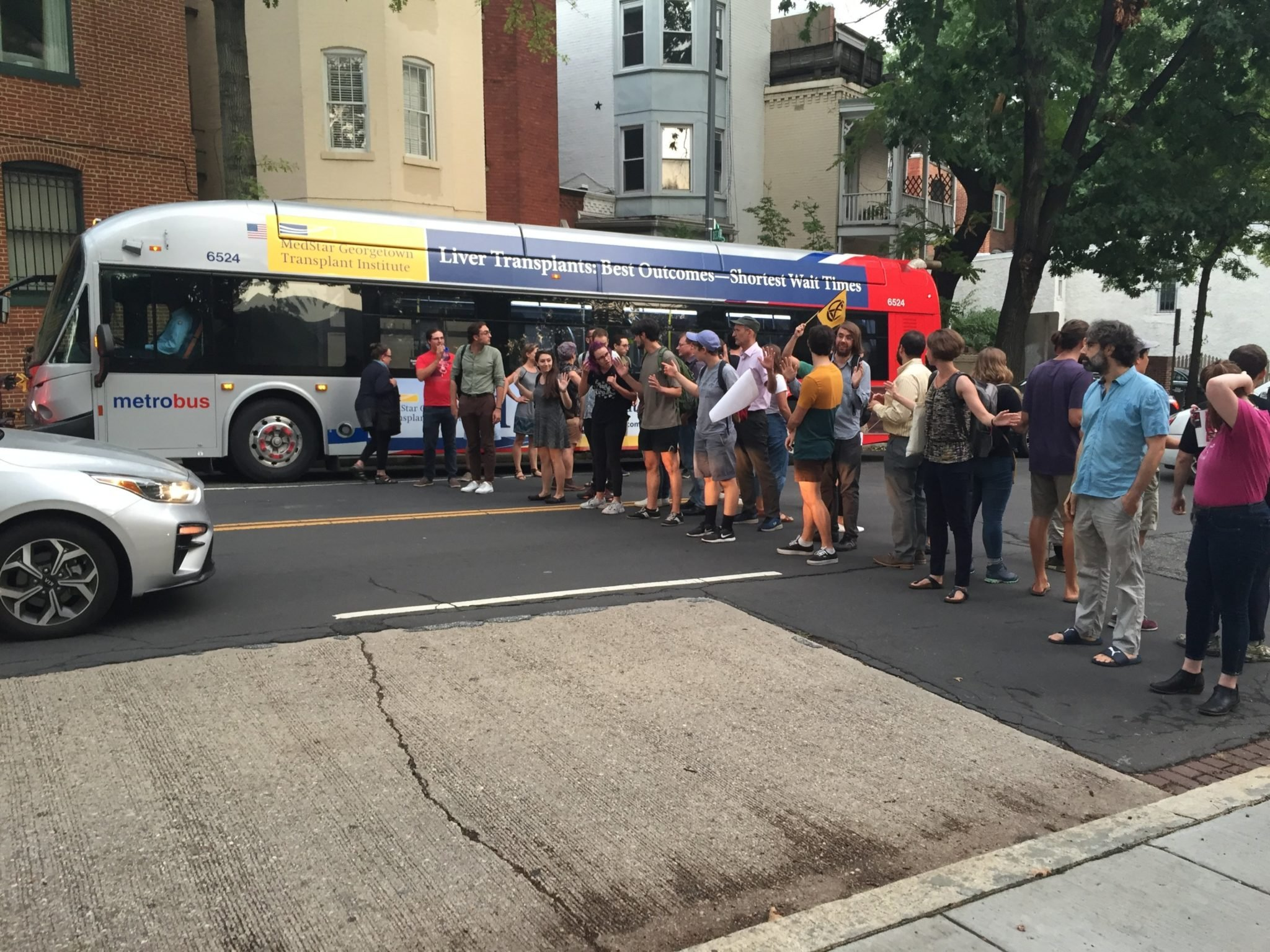 Meet The Folks Planning To Ruin Your Commute On September 23 Washingtonian Dc