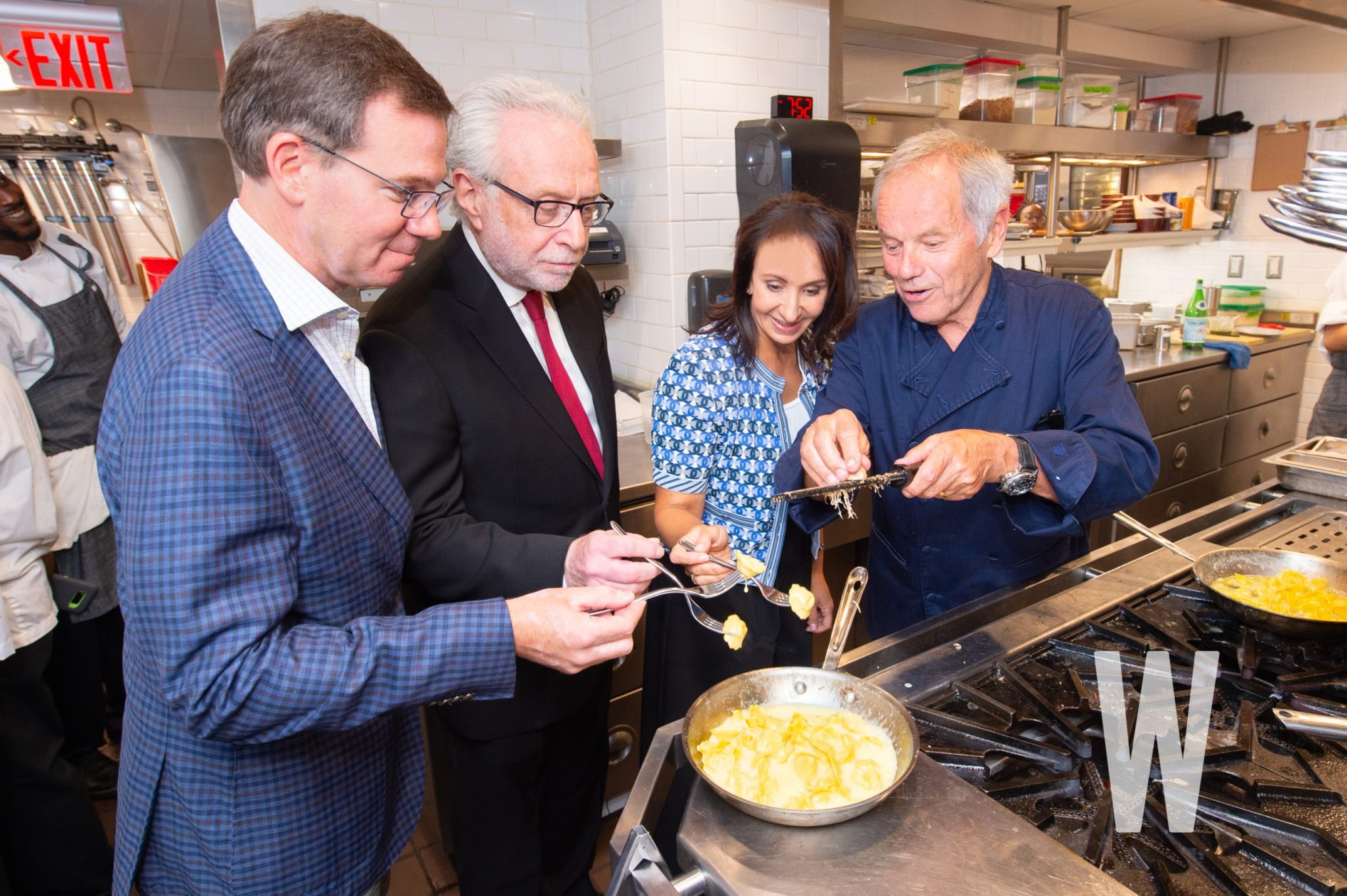 PHOTOS: Grand Opening Celebration of CUT by Wolfgang Puck