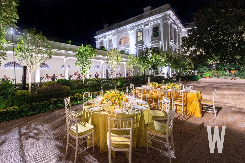 White House State Dinner Australia