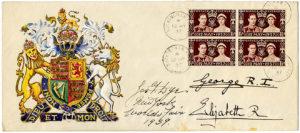 """Royal Philatelic Society London's 150th Anniversary"""
