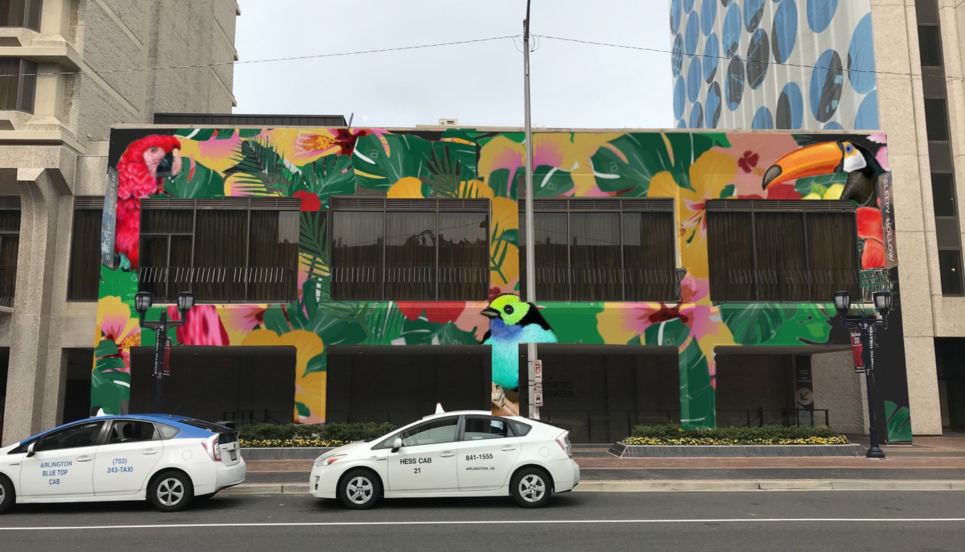 Crystal City Held a Contest for a New Mural. Here are the Five Finalists.