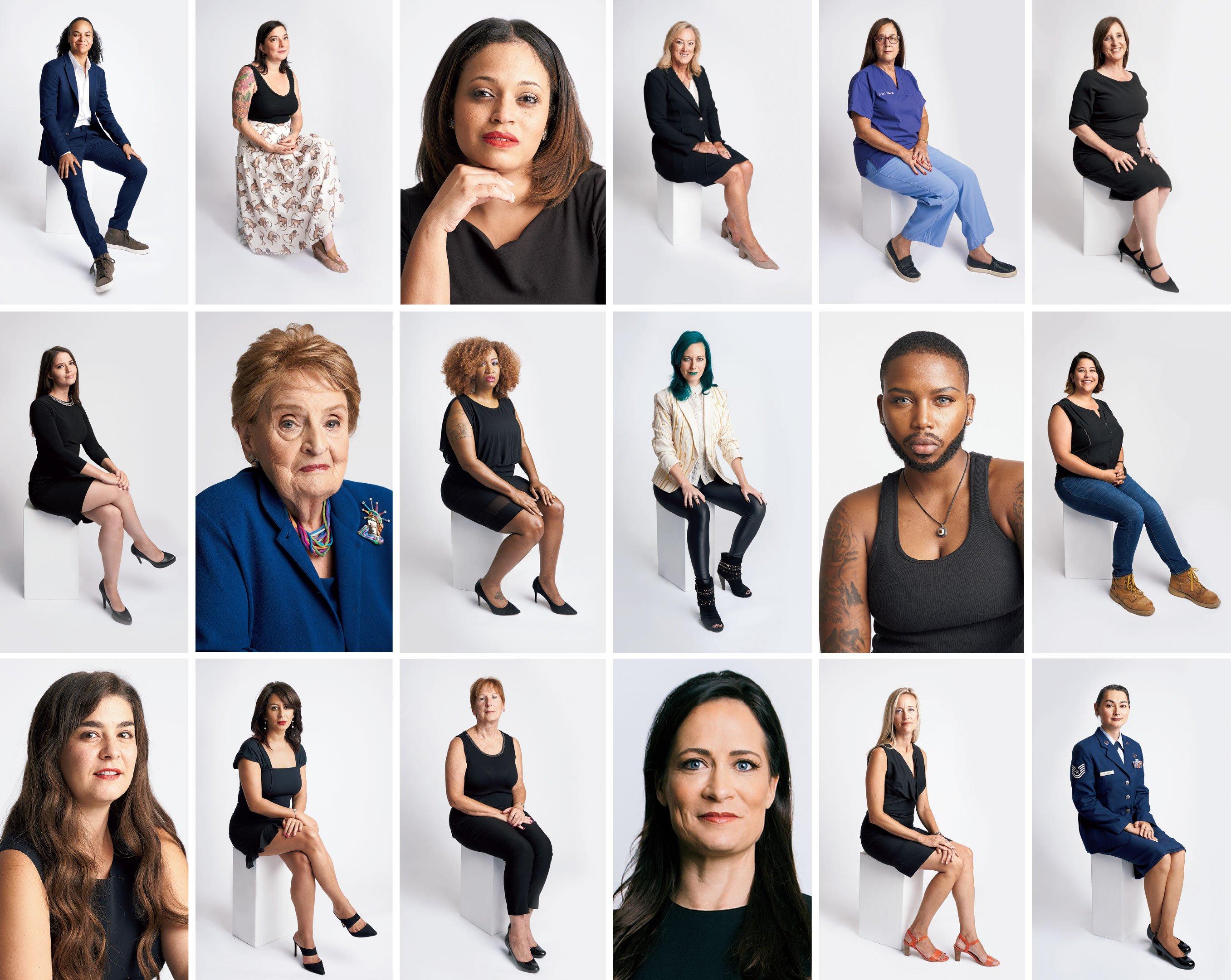 What It's Like to Be a Woman in Washington: 62 Women Explain