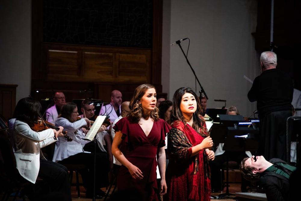 Maryland Lyric Opera Institute in Concert