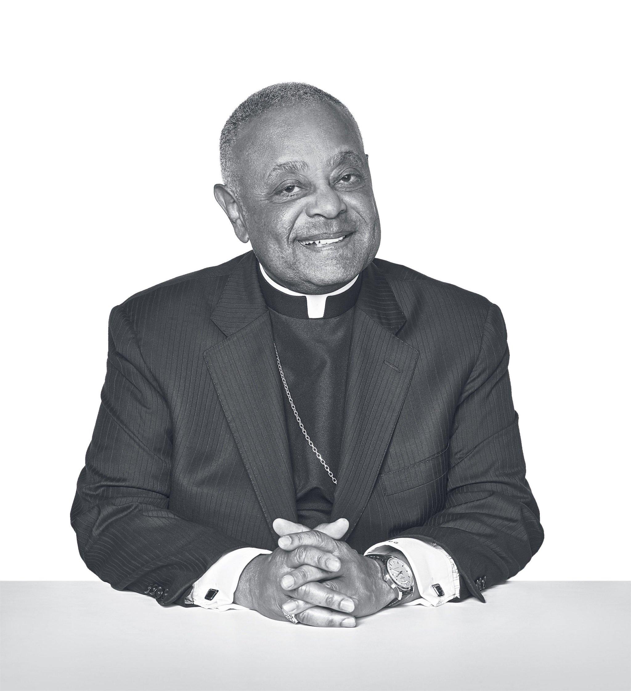 Archbishop Wilton Gregory.