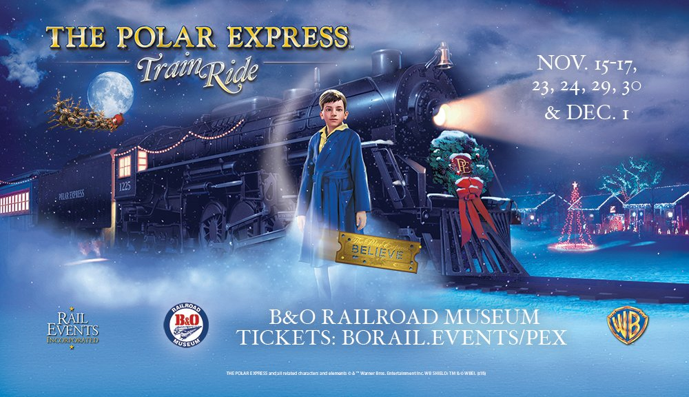 The Polar Express ™ Train Ride 2019