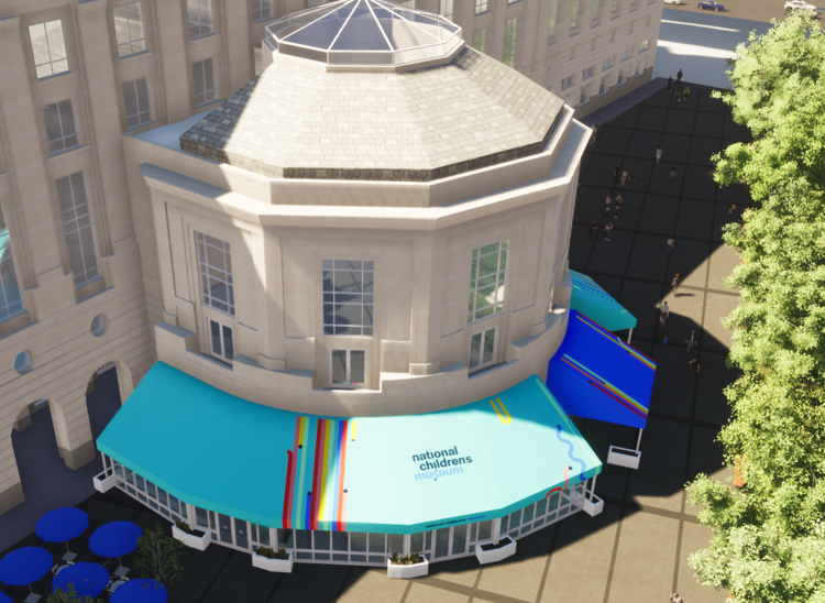 Here's What to Expect When the National Children's Museum Reopens in November