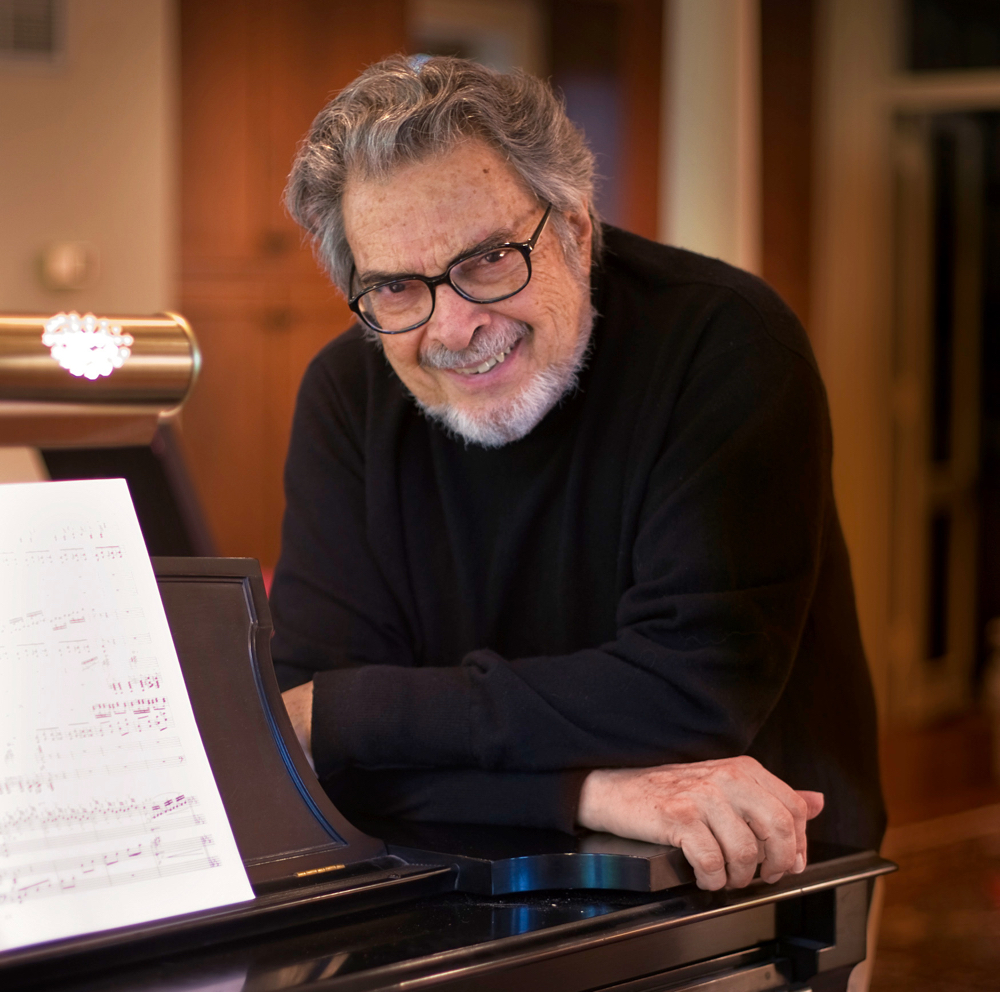 Maryland Lyric Opera Orchestra with Pianist Leon Fleisher