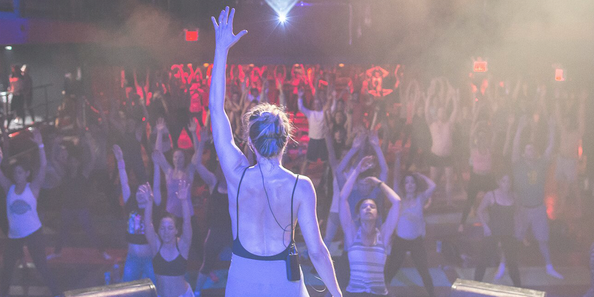 You Can Scream, Cry, and Sweat It Out When Cult Favorite Workout The Class Comes to DC This Weekend