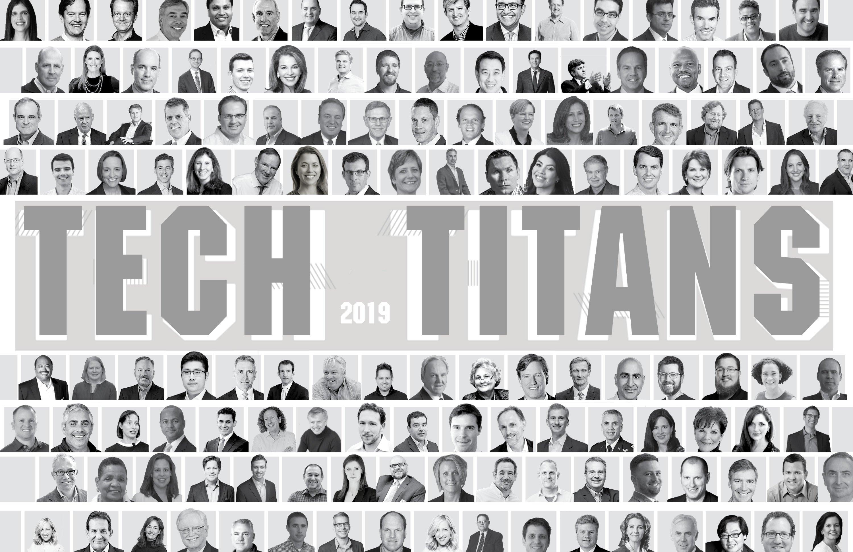 Tech Titans 2019: Washington's Top Tech Leaders