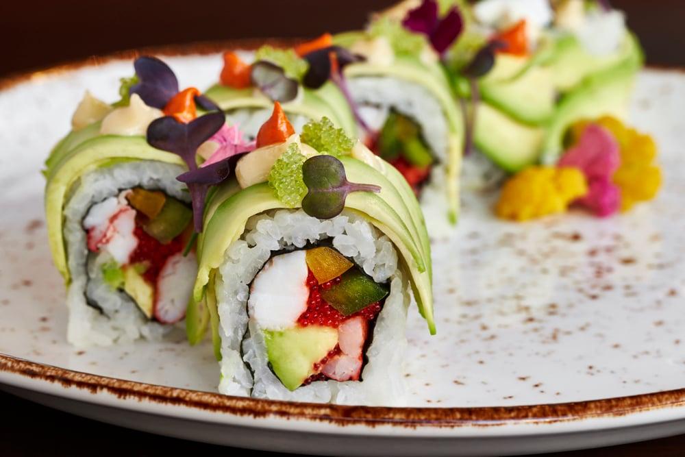 Sushi & Jazz at Fyve Restaurant Lounge