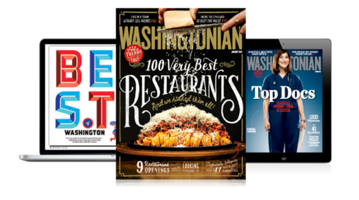 Fill Out Washingtonian's Reader Survey for a Shot at Dinner for Two