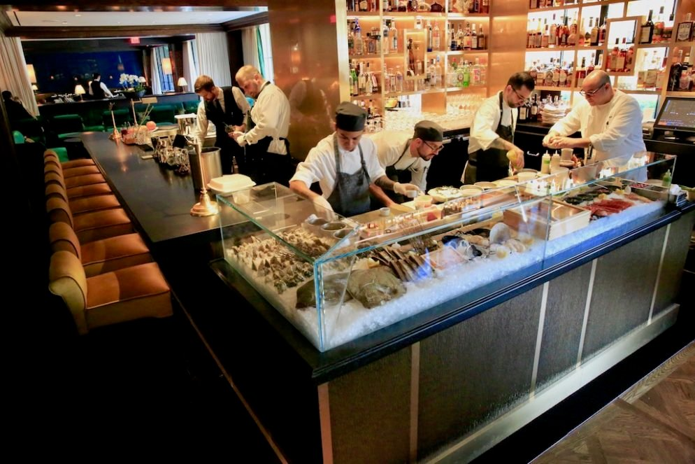 """Fire Causes """"Significant Damage"""" to Wolfgang Puck's New DC Steakhouse"""