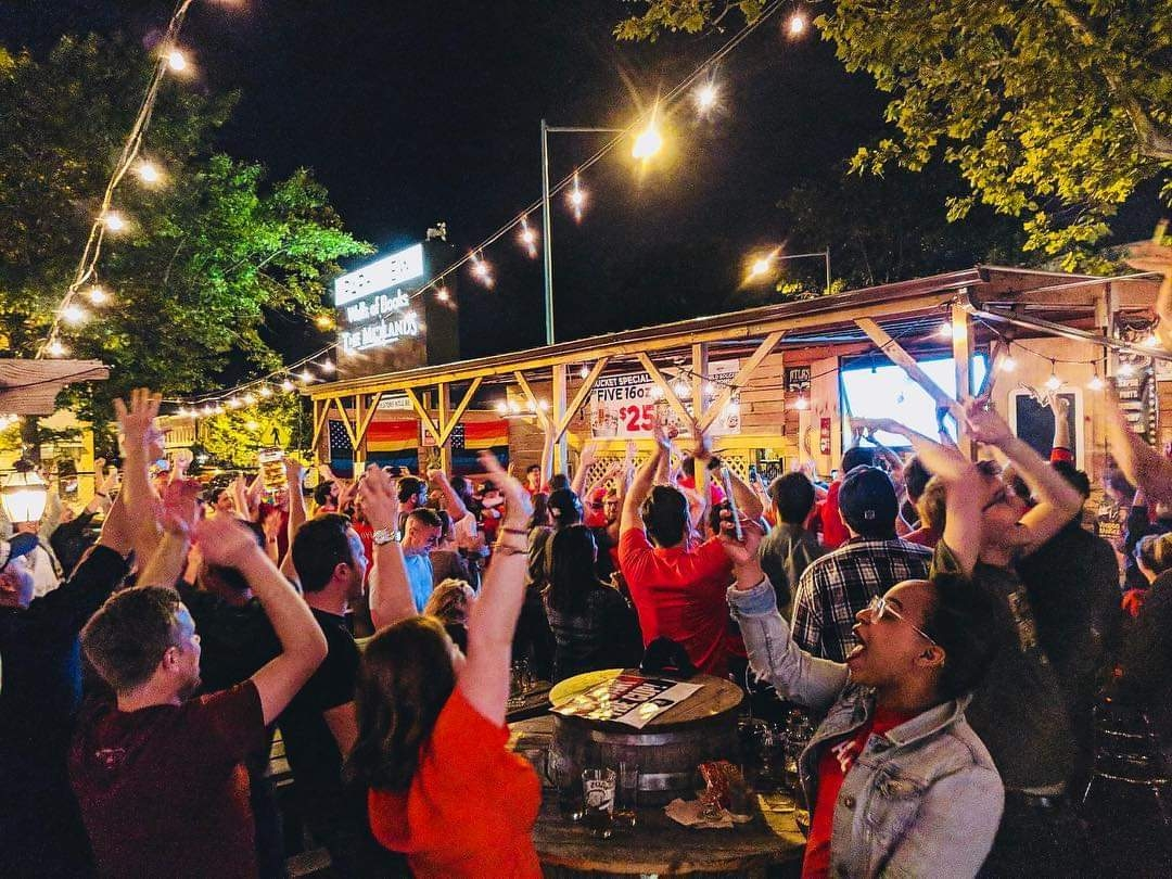 Where to Watch the Nationals in the World Series Around DC