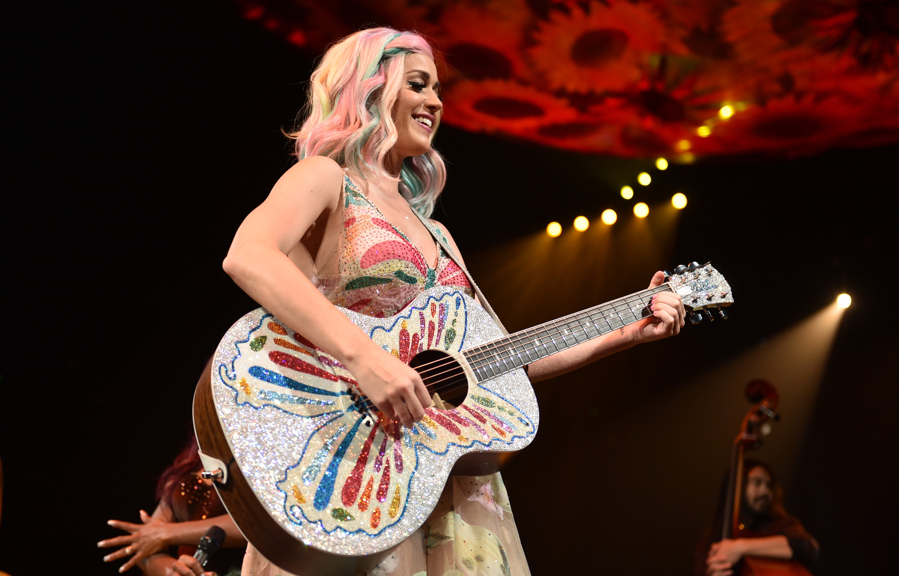 Can Katy Perry's Acoustic Concert Next Week Help DC Chill Out?