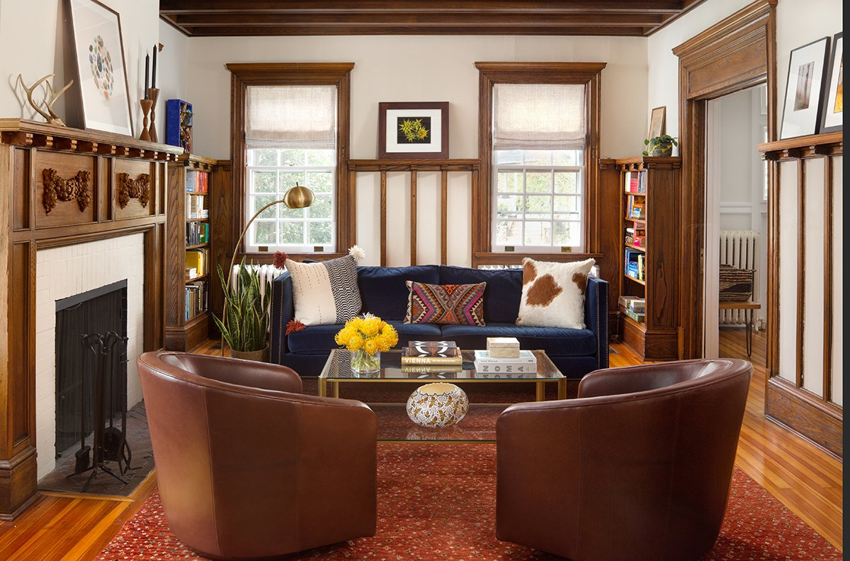 Space of the Week: A 1905 Tudor Gets a Southern California-Inspired Makeover